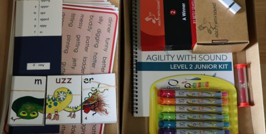 Level 2 Junior Kit