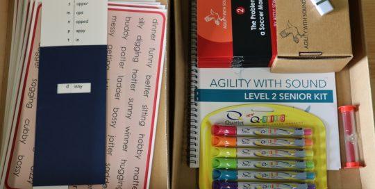 Level 2 Senior Kit