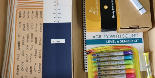 Level 6 Senior Kit
