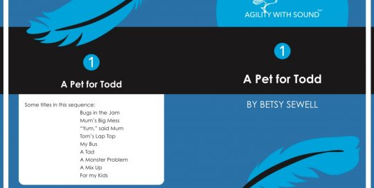 A Pet For Todd