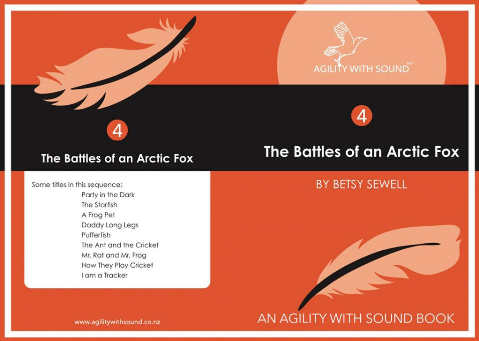 Battles Artic Fox