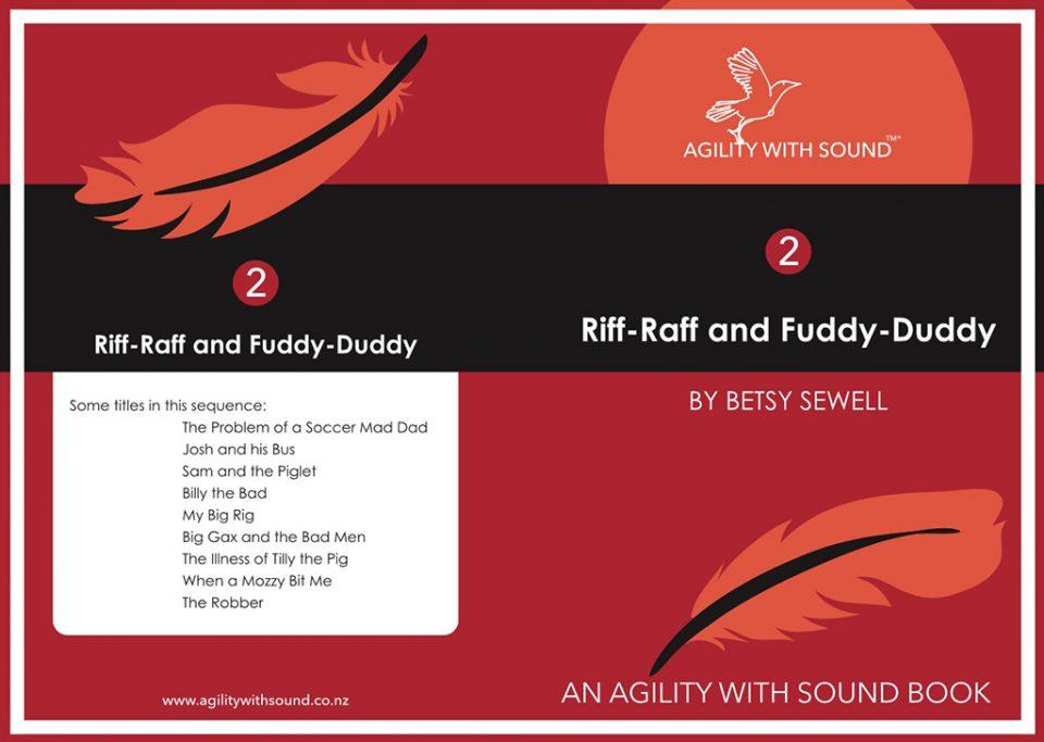 Riff Raff Fuddy Duddy