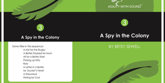 A Spy In The Colony